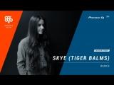 SKYE (TIGER BLAMS) Megapolis 89.5 fm [ basics ] @ Pioneer DJ TV | Moscow