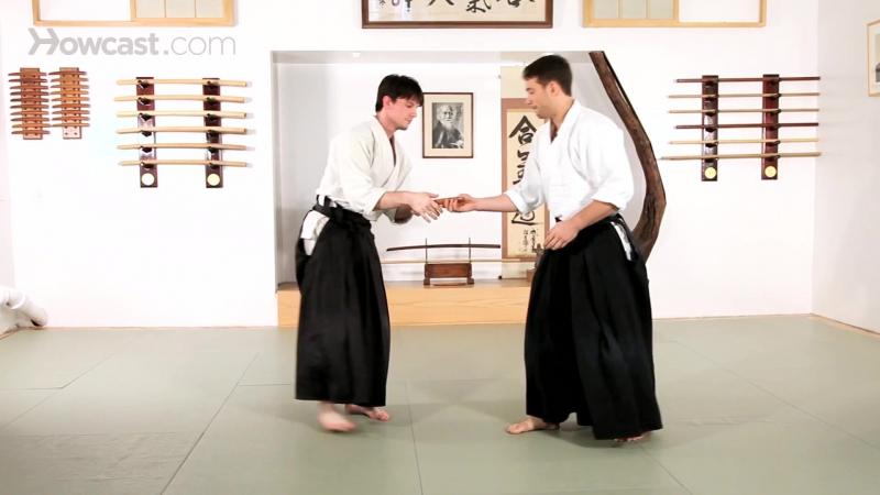 Aikido Weapons Tanto Tori How to Do Aikido