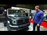Премьеры Женевы-2018   Mercedes-AMG G 63