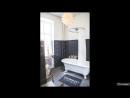 Черно-белая ванная комната 56 вариантов