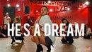 "YANIS MARSHALL HEELS CHOREOGRAPHY ""HE'S A DREAM"" SHANDI. FLASHDANCE. FEAT JADE  CHYNOWETH."