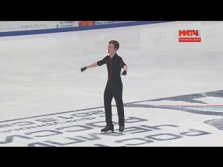 Мурад Курбанов, Чемпионат России 2017-2018 ПП