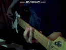 Гражданская оборона Мёртвые bass cover