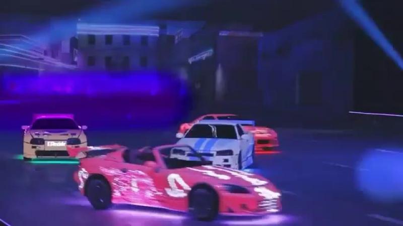 Шоу Fast Furious Live