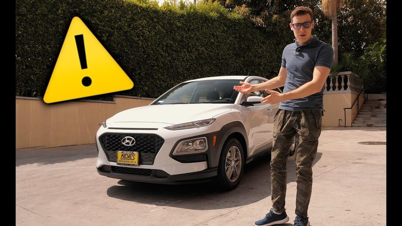 Этот Хендэ запретили в России Hyundai Kona Тест драйв и обзор