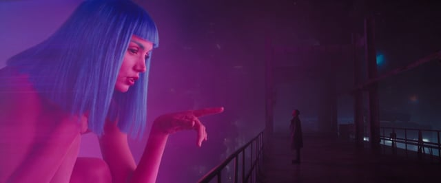 BLADE RUNNER 2049 The Art of Master and Wide Shots