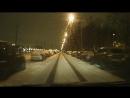 Путь домой. Заказал в Китае зеркало-регистратор с камерой заднего вида. Всего за 2200р.