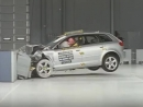 2006 Audi A3 moderate overlap IIHS crash test