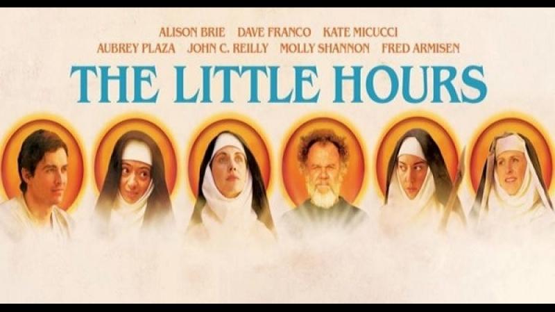 The Little Hours -Jeff Baena [Sub-ITA] 2017 Alison Brie Dave Franco Kate Micucci Aubrey Plaza John C. Reilly