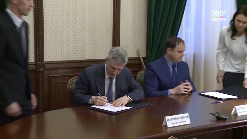 """Cоглашение между Правительством РК и заводом """"Петрозаводскмаш"""""""