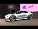 Subaru STI 2020 Concept VIZIV Tokyo Auto Salon 2018