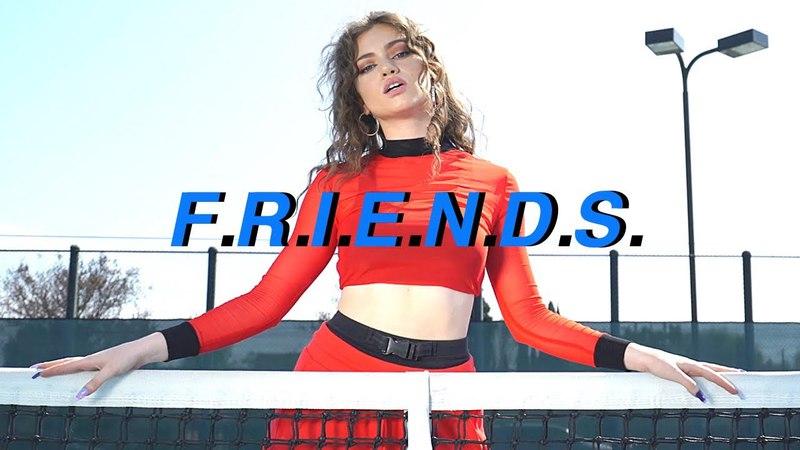 FRIENDS - Marshmello x Anne Marie | Dytto | Dance