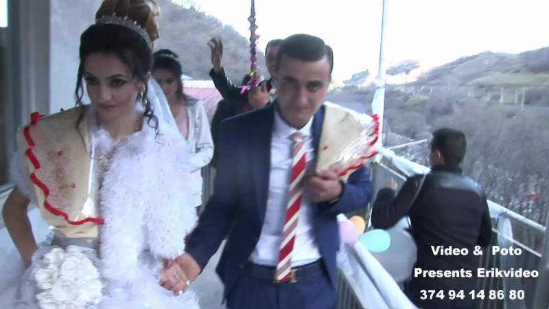 Presents Erikvideo HAYK TAMARA WEDDING 29 12 2017 T
