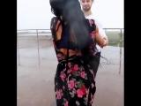 Dancers Lukas & Simona