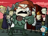Invader Zim S02E05 The Girl Who Cried Gnome ENG
