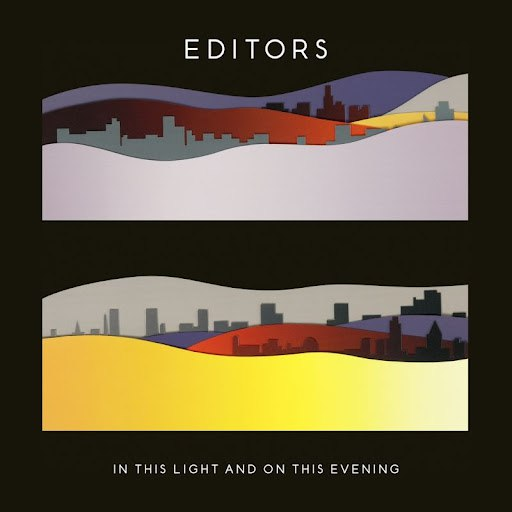 Editors альбом In This Light And On This Evening