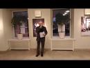 Открытие выставки итальянских художников Arte Incognita Вдоль Великого шелкового пути в галерее Мастер