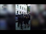 Bürger gegen Polizei wegen Asylanten