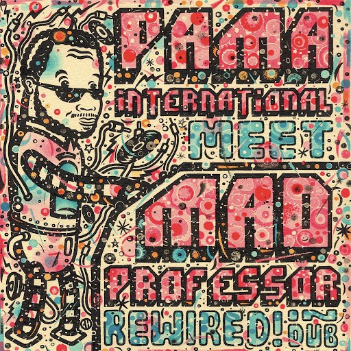 Mad Professor альбом Rewired! in Dub