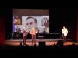 Сергей Прохоров и Семён Фурман поздравляют Николая Поздеева (1)