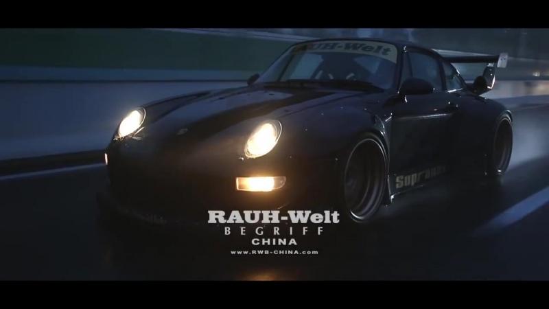RWB CHINA - 1st RWB 993 of CHINA (The Sopranos)