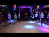 Break dance, первый год обучения, Студия танцев