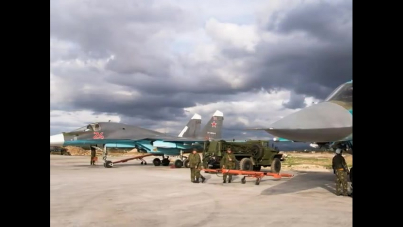 Русские в Сирии (The PMC of the Russian Federation and the Russian army in Syria)