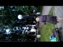 Геленваген Гелик хомячит чипсики Медынь август 2015
