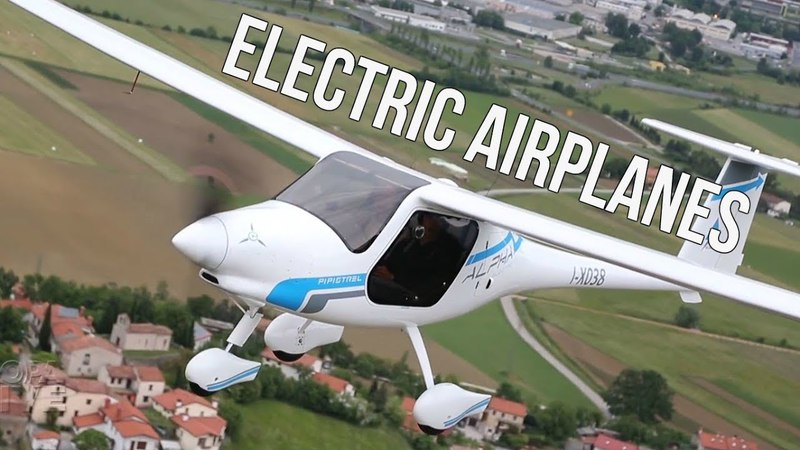 All Electric Airplanes 3 Things To Look Forward To