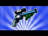 Old Пиксель ган 3д.Мощный подарок на арене! Обзор.