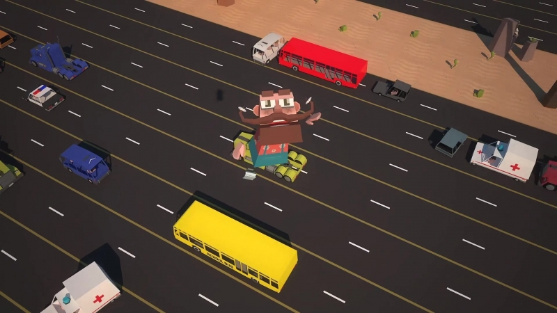 Игротека VIVE BOX: Highway Madness