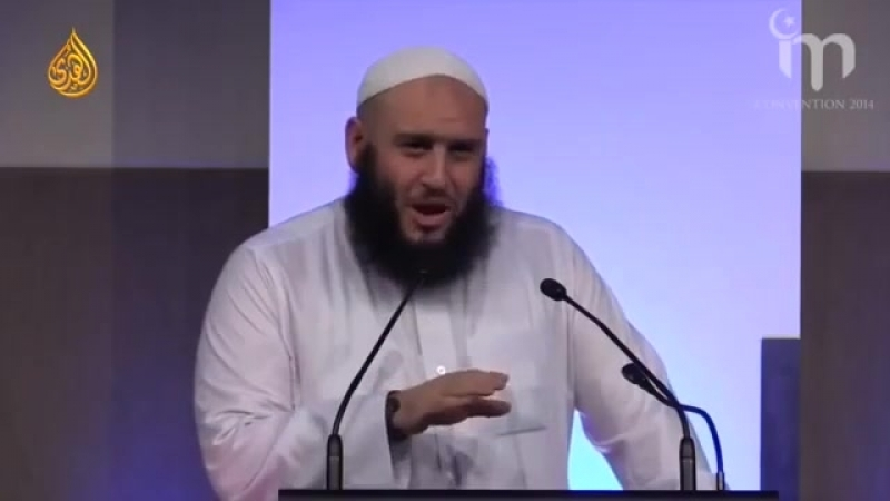 Трон Аллаха затрясся (Саад ибн Муаз) - Умар аль Банна