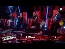 Lillen Stenberg - Worst In Me (The Voice Norge 2017)прямой эфир 1.4