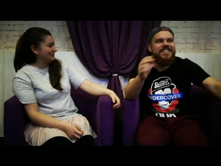 бэкстейдж с видео-интервью LOVE BATTLE 1+1
