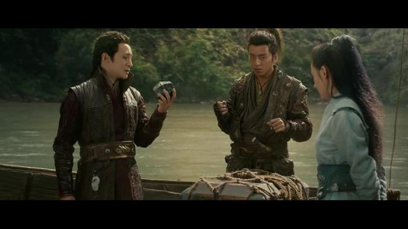 Легенда жемчуга Наги (Легенда о жемчужине русалок) / Legend of the Naga Pearls (Jiao zhu zhuan)