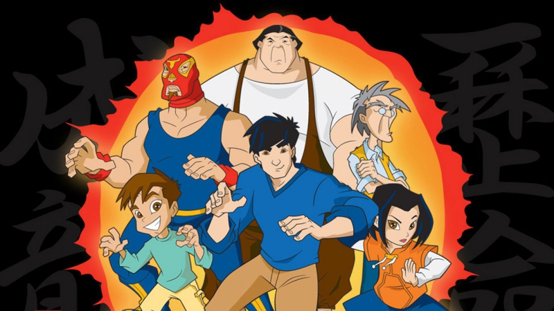 Приключения Джеки Чана прямой эфир