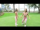 Alphabet Acro Gymnastics Dance Challenge