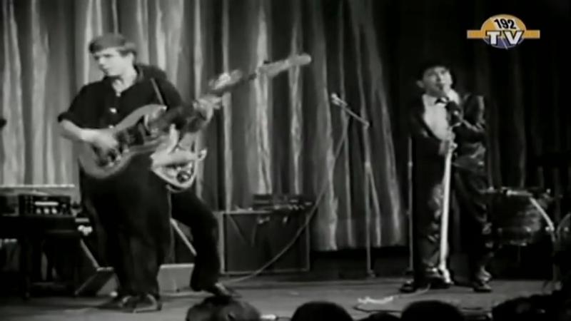 1956 Gene Vincent His Blue Caps Be Bop A Lula