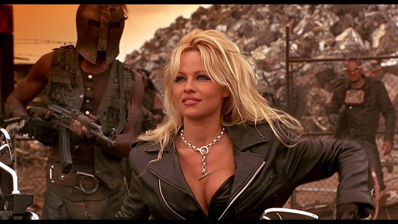 Не называй меня малышкой - HD - Barb Wire (1996) боевик