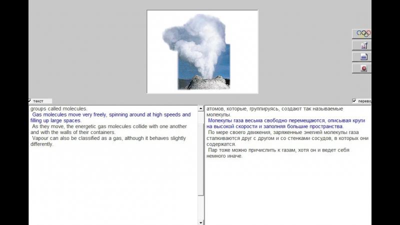 Gases (с переводом на русский)