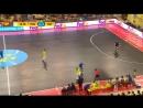 Кубок УЕФА 2015-2016. Финал. Газпром-Югра( Югорск, Россия)-Мовистар Интер (Мадрид, Испания)