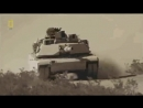 M1A2 Abrams in action