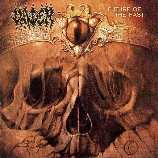 Vader альбом Future of The Past