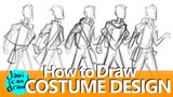GETTING STARTED WITH COSTUME DESIGN