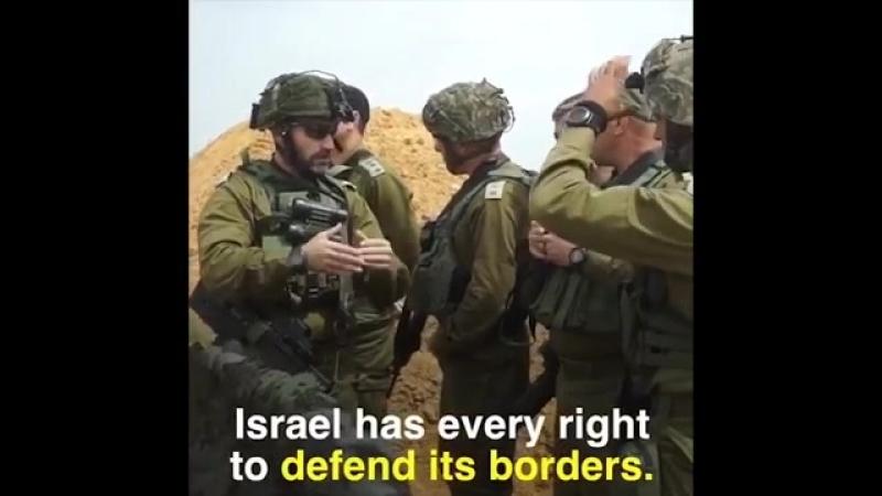 Вот вам , миролюбивый Хамас поделитесь этим видео . Пусть весь мир наконец-то раскроет глаза.