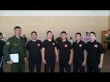 Воспитанники Тувинского кадетского корпуса стали первыми в 15-х Всероссийских кадетских сборах в Москве
