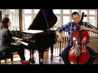 Someone Like You Cover - Adele (Cello-Piano) - Brooklyn Duo