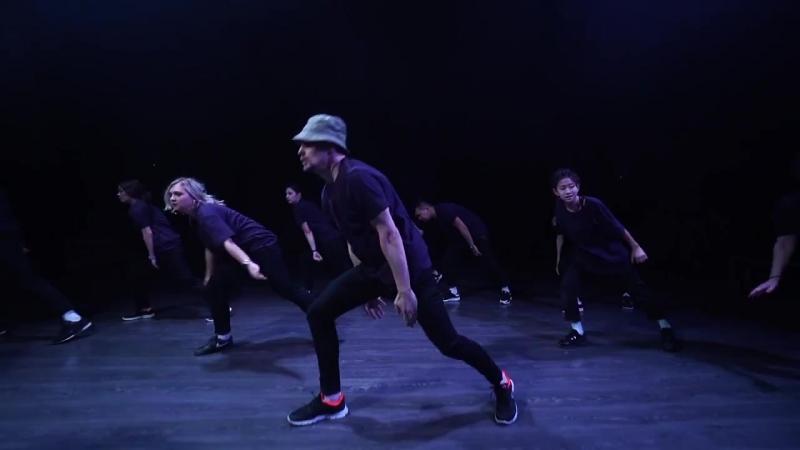 Ed Sheeran I See Fire Choreographer Anton Zhukov