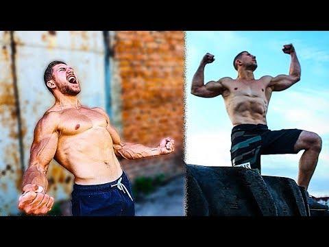КОГДА у ТЕБЯ СИЛЫ, как у ГОРИЛЛЫ - Тренировка от Андрея Филипова - Фитнес Мотивация