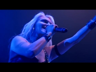 Doro - breaking the law (judas priest cover)